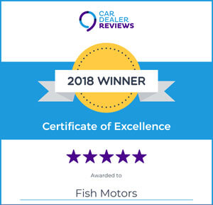 Car Dealer Reviews award