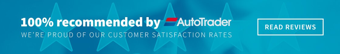 100% Satisfaction on Autotrader